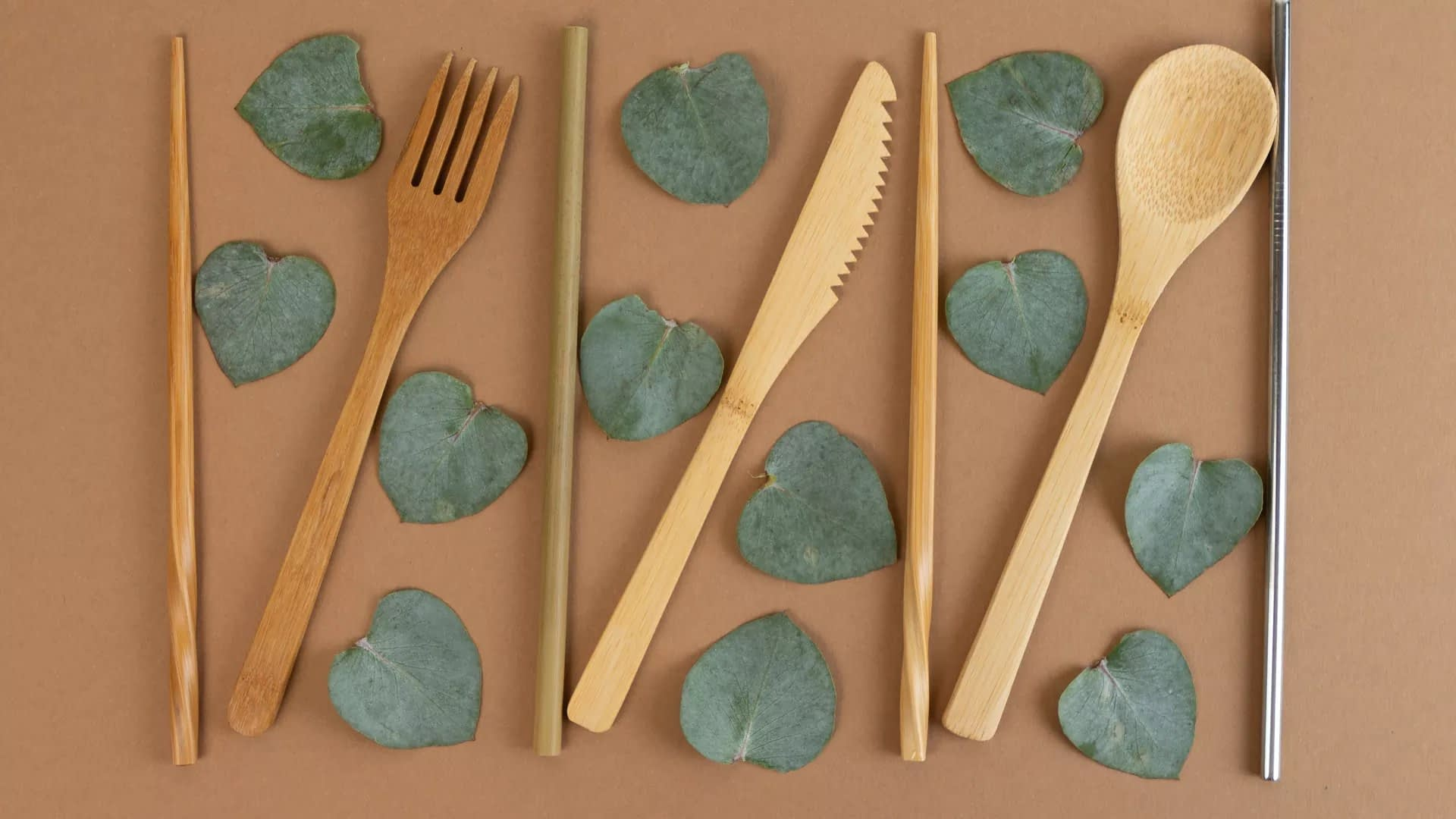 BAMBOO CUTLERY : A PERFECT ECO-FRIENDLY VALENTINE'S DAY GIFT TO YOUR SPOUSE