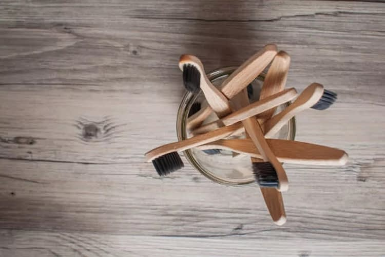 bamboo wooden natural toothbrush