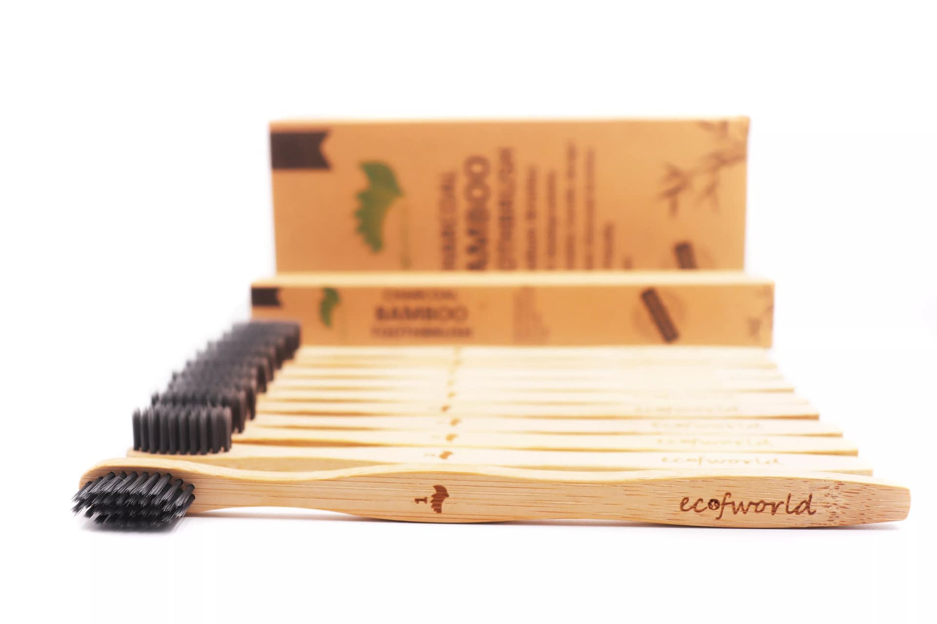 Top Bamboo Toothbrushes in ECOfWorld