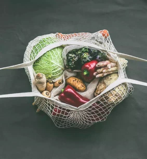 Fresh vegetable in Spring season