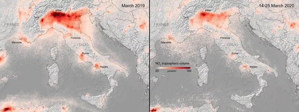 Environmental effect on Coronavirus attack