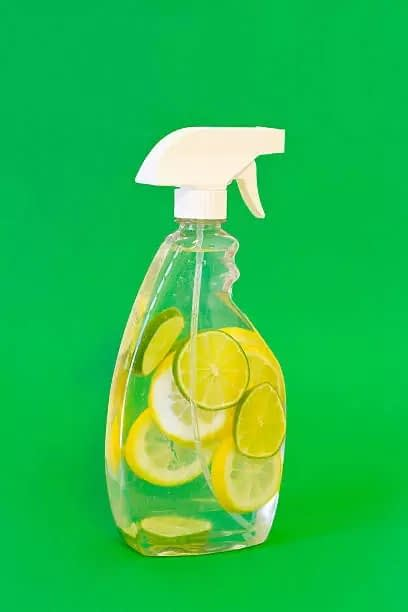 make disinfectants with Lemons