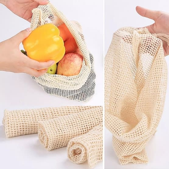 ecofoworld - reusable produce bags