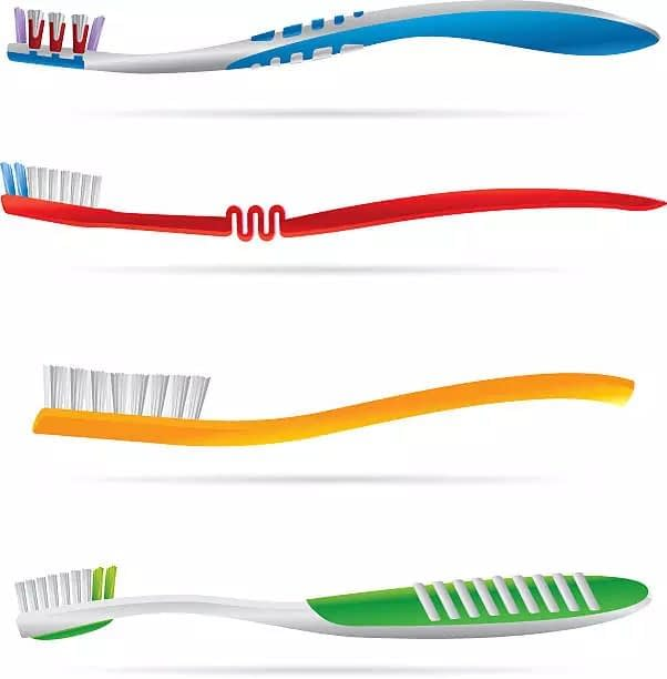 ecofworld - different variants of current toothbrushes available in the market