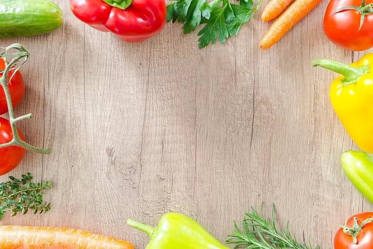healthy living healthy food