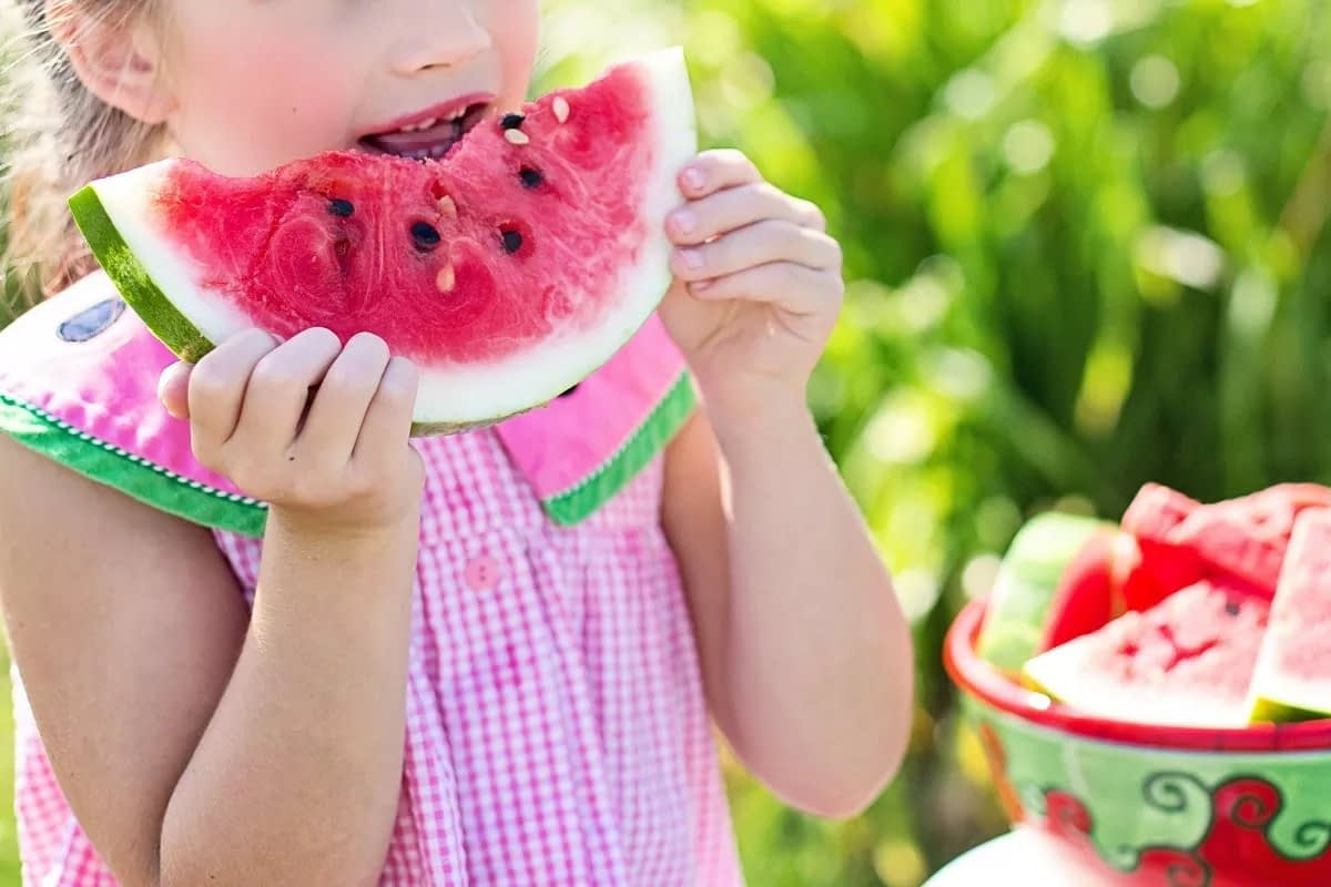 ADVICE on your child's food habits